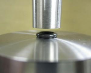 Figure 3 : Parallel Plate Compression Fixture