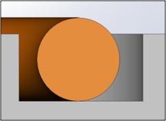 Round (oring)