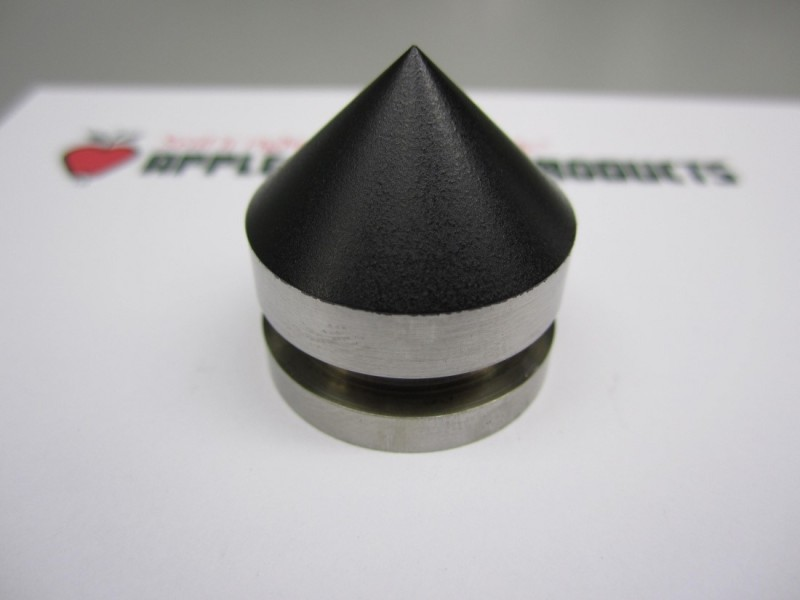 Adhesive is applied to the abraded surface of the substrate where rubber is to be molded.