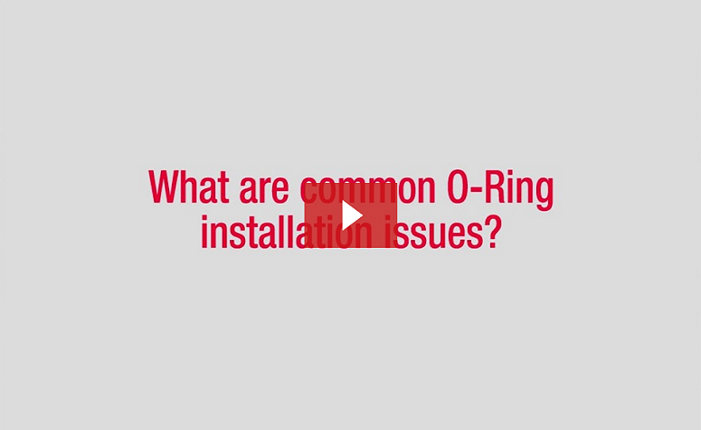 Video: How to overcome O-Ring installation issues
