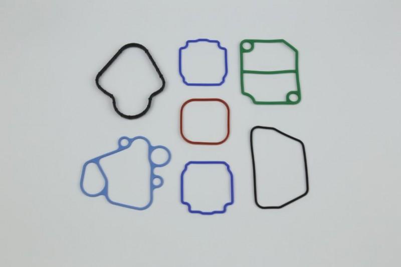 complex shape seals